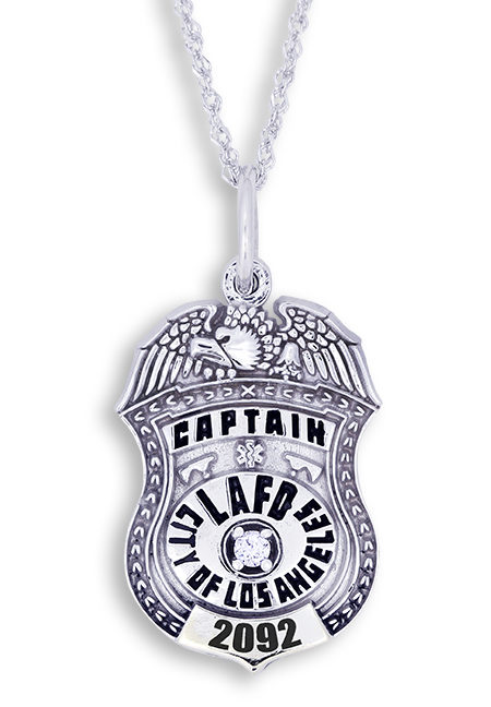 Police & Fire Dept. Jewelry