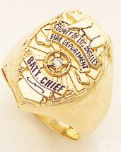 Los Angeles County Fire Dept. Ring